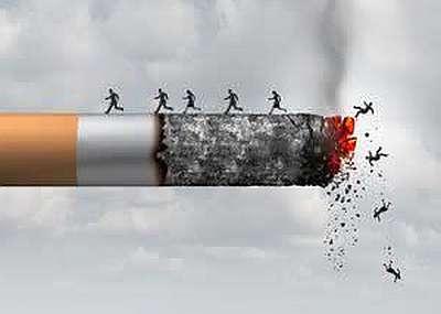 Отказ от курения крайне важен