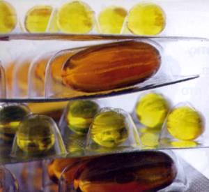 Омега-3 против жировой печени