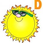 Витамин Д, солнечный витамин