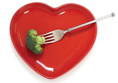 Питание для снижения риска инфаркта