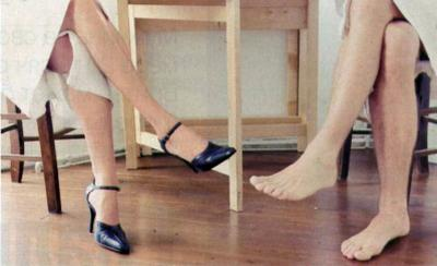 Почему пахнут ноги