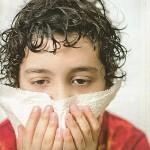 Зимние болезни, бронхиолит, пневмония, ангина