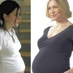 Ранняя и поздняя беременность, в каком возрасте лучше рожать