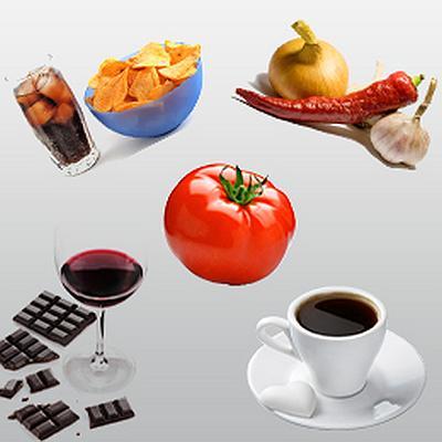 Что нельзя кушать при изжоге